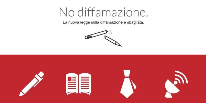 DIFFAMAZIONEfacebook