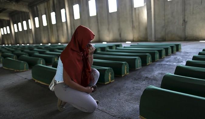 Srebrenicacimitero