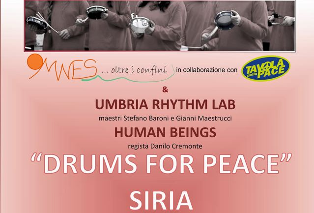 Drums for Peace - Siria
