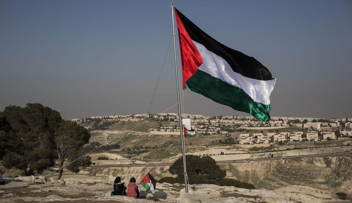 Bandiera-Palestina