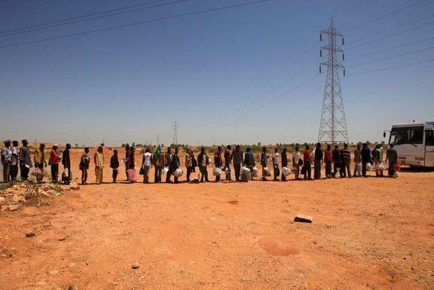 schiavi Libia