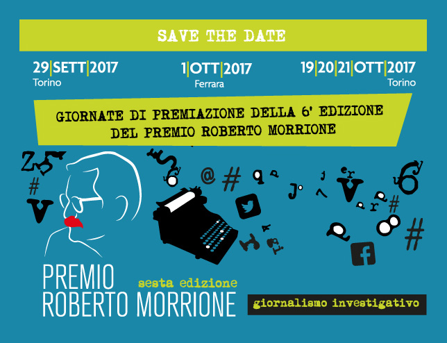savethedate_PremioMorrioneTorino