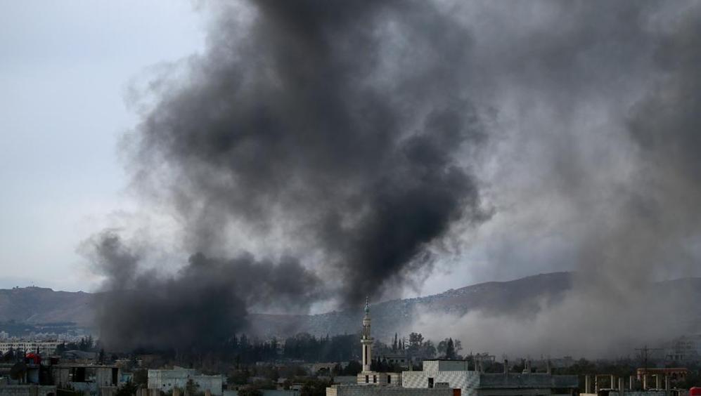 Siria-raid