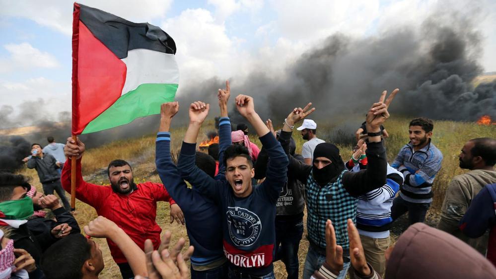 Gaza-proteste