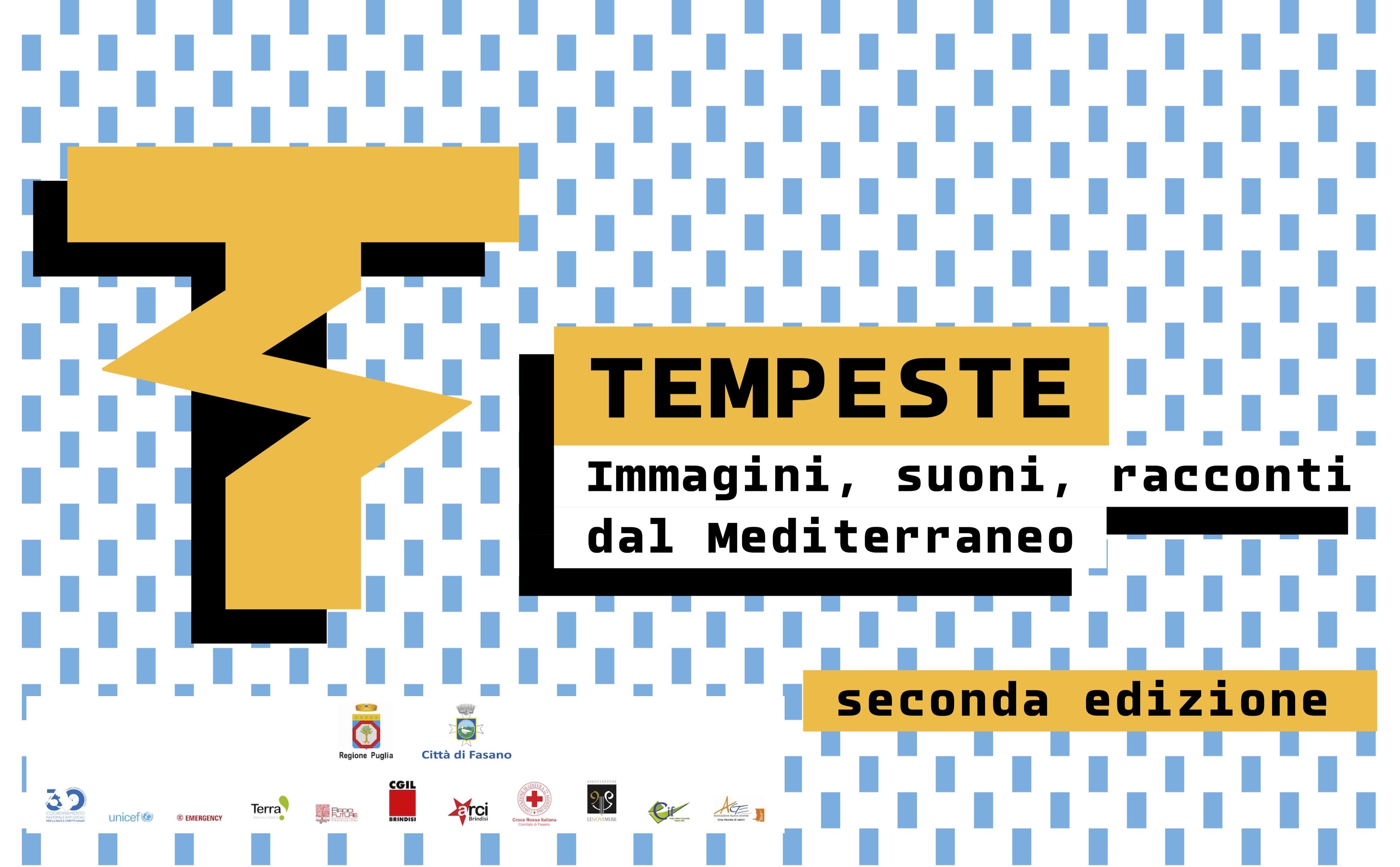 MANIFESTO TEMPESTE 2019