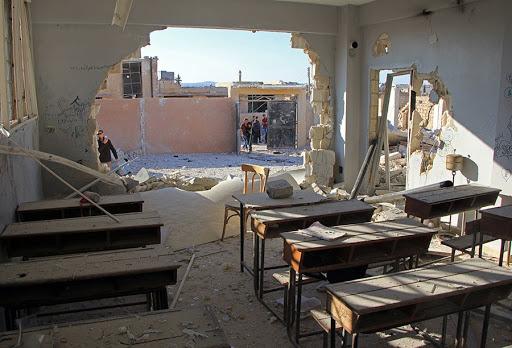 scuolabombardata
