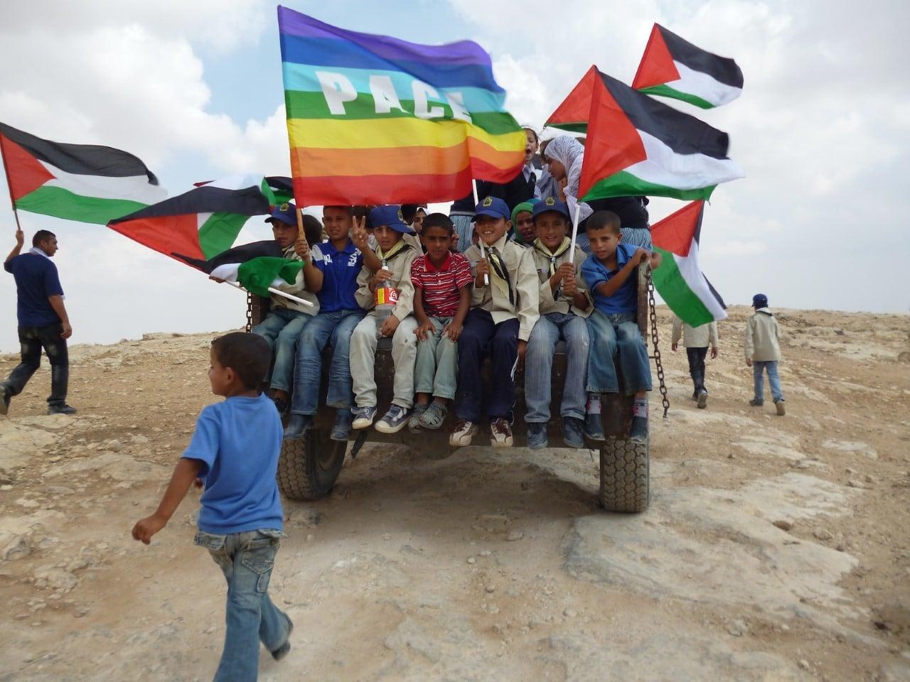 non-violenza-palestina