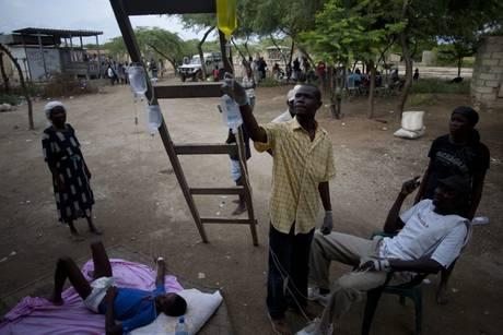 Haiti: sale a 220 il bilancio vittime per colera