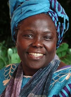 Addio a Wangari Maathai Nobel per la pace nel 2004