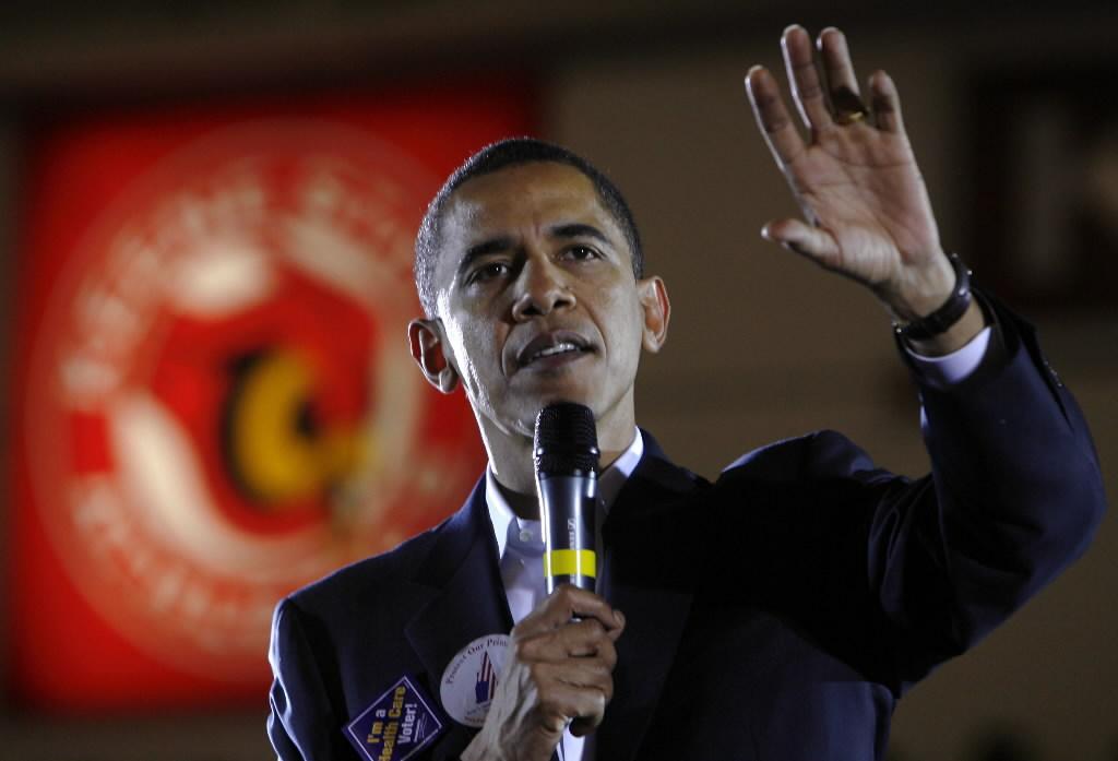 Da Praga Obama promette un mondo senza atomiche