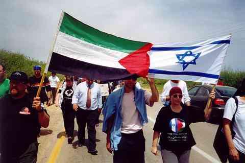 Israele Palestina: il nostro impegno per la pace