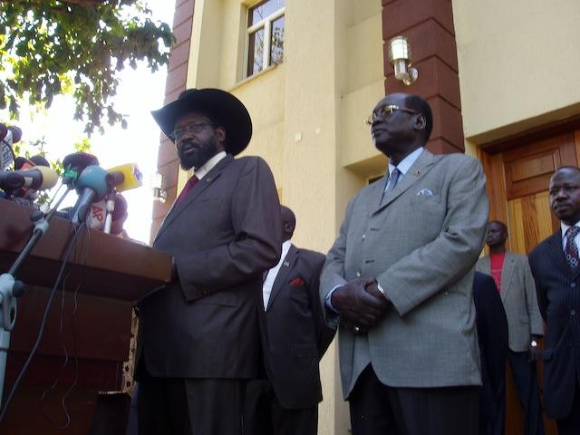 """Sud Sudan al referendum, """"Pace e stabilità prima di tutto"""""""