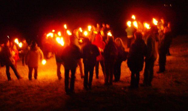 Oggi a Torino giornata di mobilitazione: festa di Natale e Fiaccolata di solidarietà