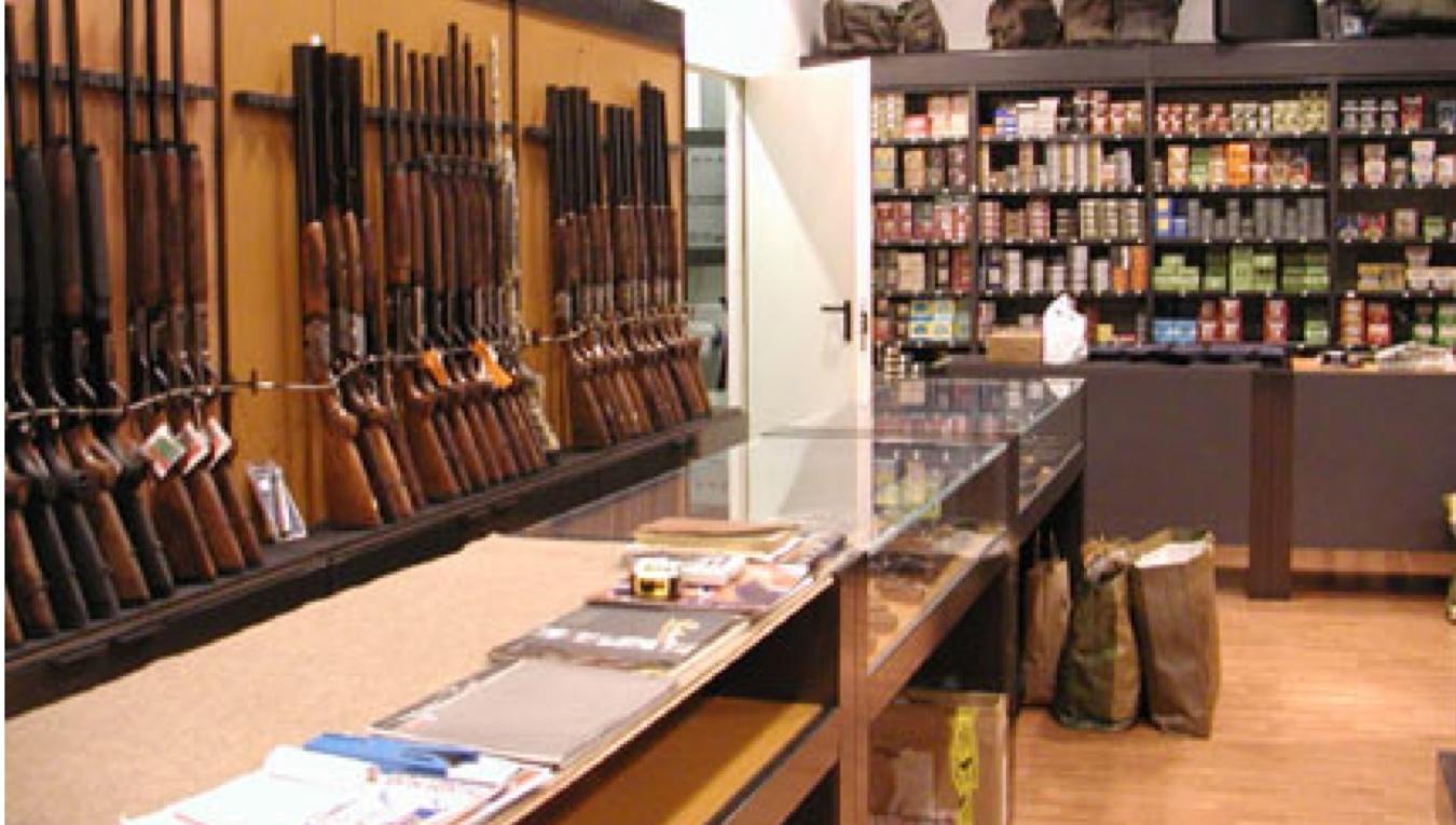 Il business delle armi. Qui la crisi non c'è