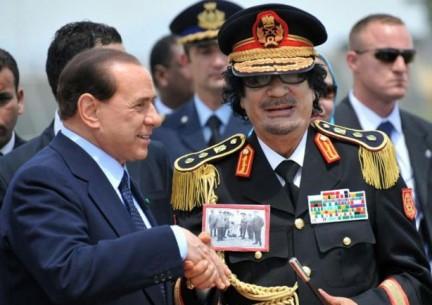 Armi e aerei, lo shopping di Gheddafi