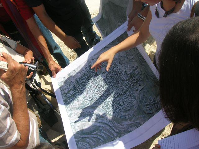 I racconti e le testimonianze della Perugia-Assisi a Gerusalemme