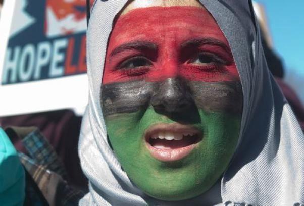 """""""Dalla Libia arriva un grido di libertà"""""""