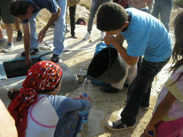 Territori palestinesi occupati: Israele raziona l'acqua ai palestinesi