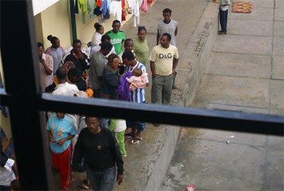 Massacro in Libia. L'appello de l'Unità per gli eritrei prigionieri in Libia
