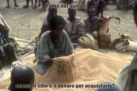 Zero fondi contro la fame. L'Onu striglia l'Italia