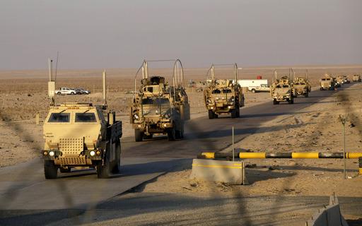 Dopo nove anni di campagna militare le truppe americane lasciano l'Iraq