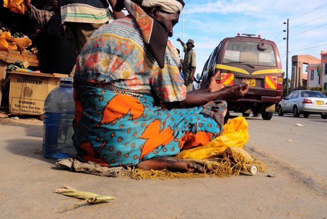 Il Kenya stremato da fame e siccità