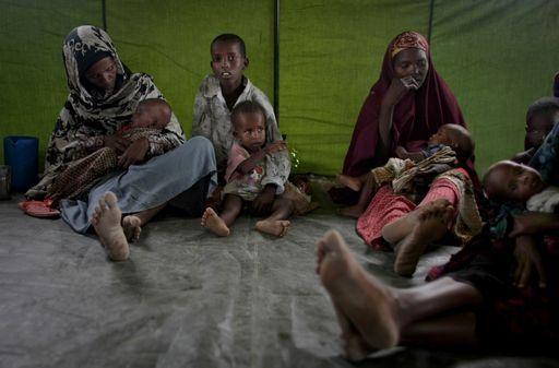 Corno d'Africa, la fame che uccide