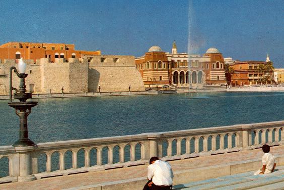 Sbarcare a Tripoli?