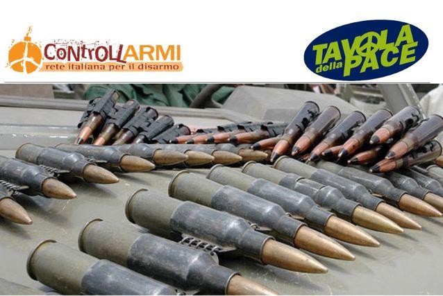 23 novembre: contro il commercio delle armi