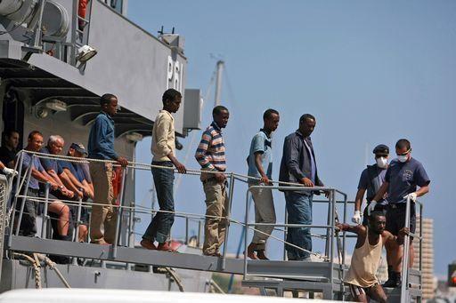 Libia, liberati i richiedenti asilo eritrei