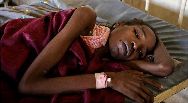 Il valzer delle notizie sul Darfur e la gente muore nel silenzio