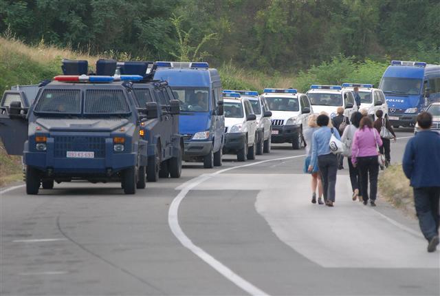 Kosovo, la nuova guerra di frontiera