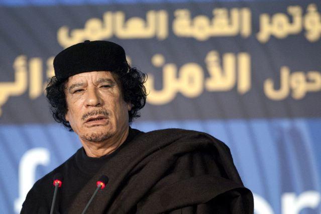 """""""Libia, l'obiettivo della Nato è assassinare Gheddafi"""""""