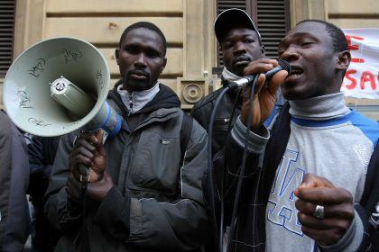 Rosarno, a due anni dalla rivolta africani e associazioni in piazza