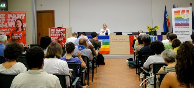 Prosegue oggi a Perugia il Seminario nazionale della Tavola della pace