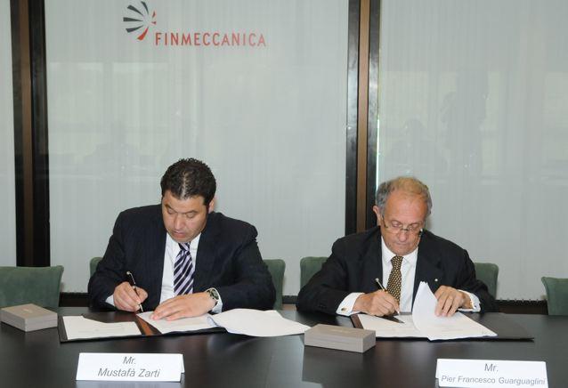 UniCredit, Finmeccanica, i capitali libici e le armi italiane a Gheddafi