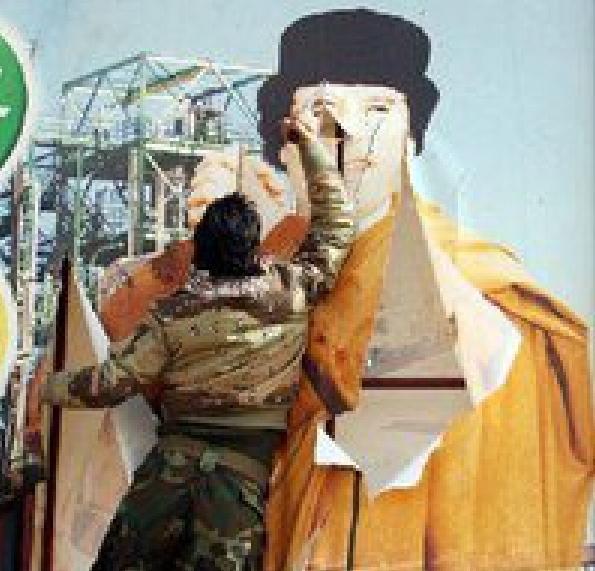 Libia, dalla rivolta alla guerra civile
