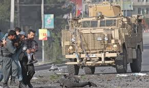 La battaglia di Kabul