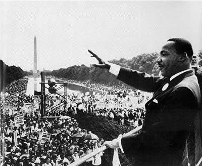 Martin Luther King, Obama e il memoriale