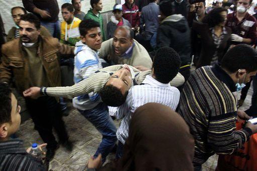 Controrivoluzione e morte in piazza Tahrir