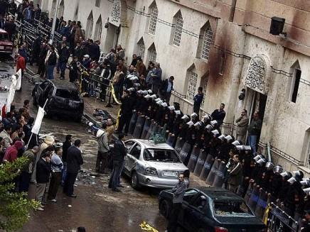 Strage di cristiani in Egitto