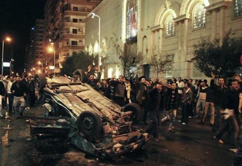 Perchè un attentato ai cristiani in Egitto