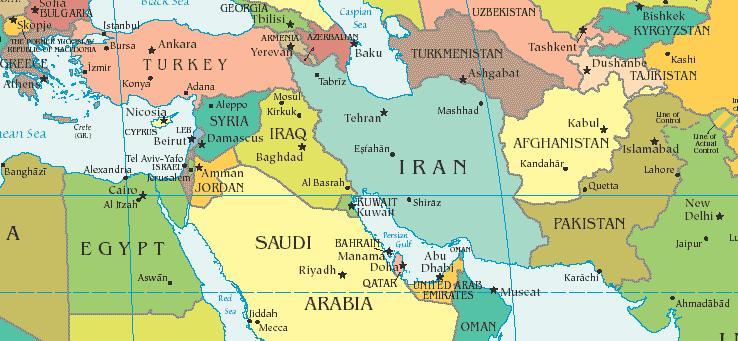 """Siria: """"Cancelleremo l'Europa dalle nostre mappe e ci rivolgeremo a Est"""""""