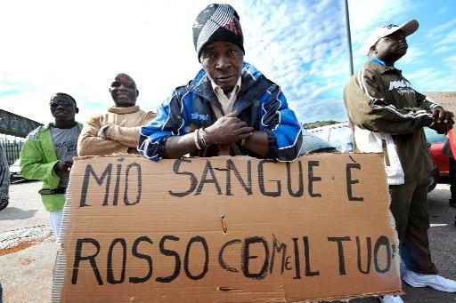 Diritti umani violati: Italia razzista e xenofoba