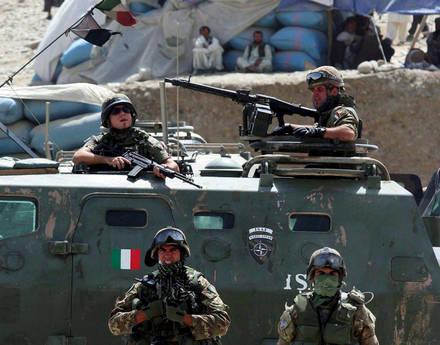 Afghanistan, ucciso da una bomba militare italiano