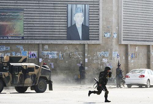Kabul, kamikaze all'attacco della capitale