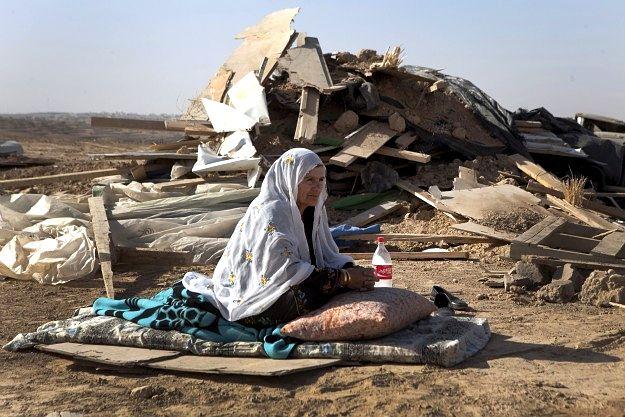 Israele, ruspe contro case dei beduini nel Neghev