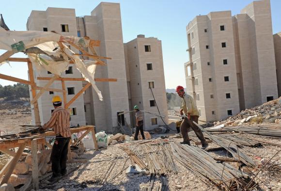 Palestina, lavorare con insicurezza