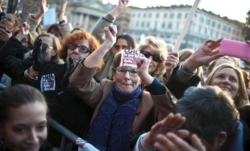 """8 marzo, le donne si """"riprendono"""" l'Italia"""