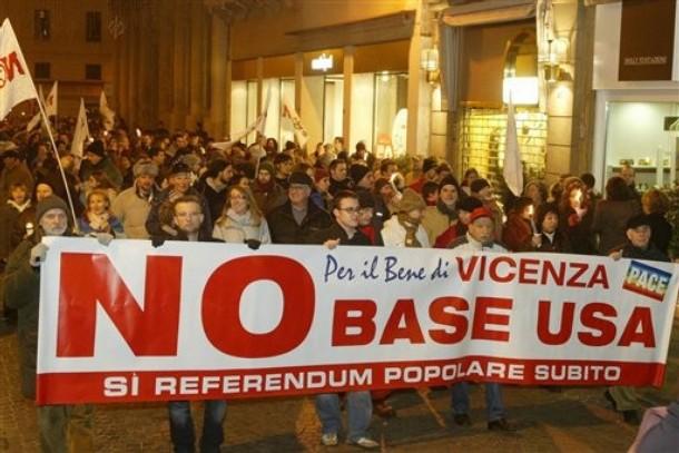Dal Molin, il sindaco non si piega: 10 ottobre referendum per il no